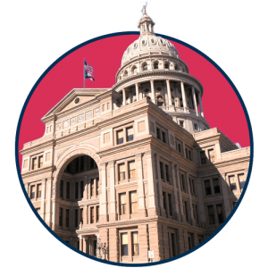 Legislative logo Texas Capital