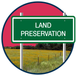 Land Preservation Icon