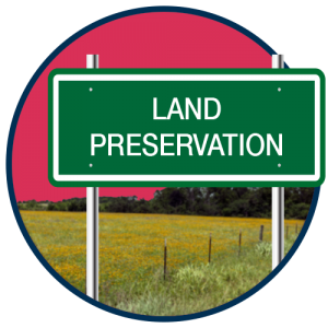 Land Preservation logo