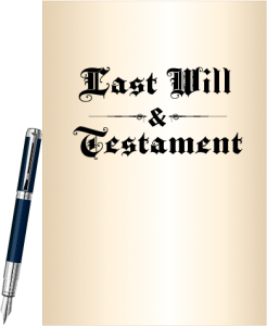 Wills and Probate logo